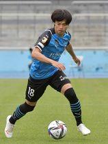 サッカー男子の東京五輪代表に選ばれた川崎の三笘薫