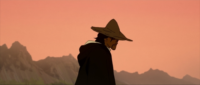 サイエンスSARU『赤霧』=『スター・ウォーズ:ビジョンズ』9月22日午後4時より、ディズニープラスで独占配信(C)2021 TM & (C) Lucasfilm Ltd. All Rights Reserved.