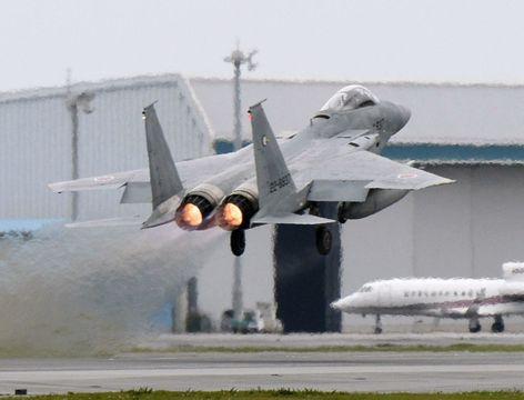 F15の対艦ミサイル見送りへ