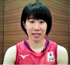 オンライン会見で東京五輪への意気込みを語る小幡真子