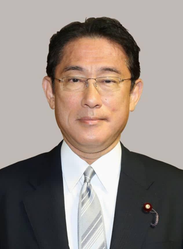 自民党の岸田文雄氏