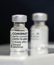 米ファイザー製の新型コロナウイルスワクチン