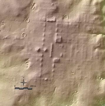 メキシコで古代遺跡群発見