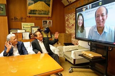 「外国人から選ばれる村を」 国内初・ベトナム公的機関と連携 川上村が技能実習生相談窓口
