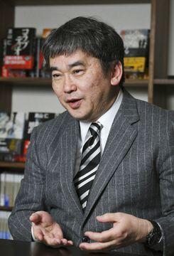 第9部「さまよう財政」(6) 小説家の真山仁さん