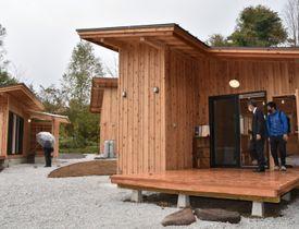 原村アソビゴコロの1棟貸しの宿泊施設