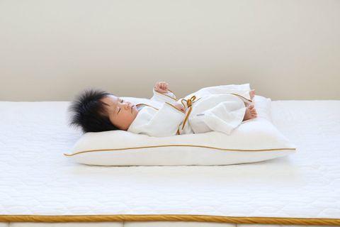 大東寝具工業が発売した赤ちゃん向けクッション