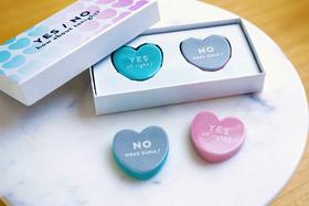 「Yes/No箸置き」