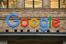 グーグルのロゴ=8月、ベルリン(ロイター=共同)