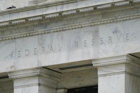 米連邦準備制度理事会(FRB)=5月、ワシントン(AP=共同)