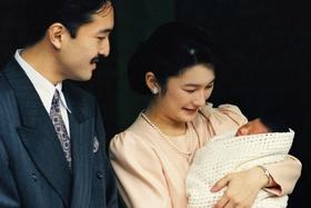 30年前の1991年11月1日、母に抱かれ父に見守られて宮内庁病院を退院した