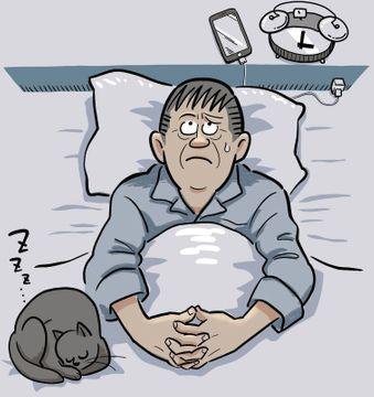 睡眠不足は認知症リスク 英国で8千人25年追跡