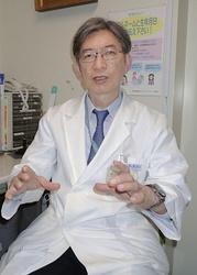 患者中心の「共同意思決定(SDM)」の普及を進める群馬大の小松康宏教授