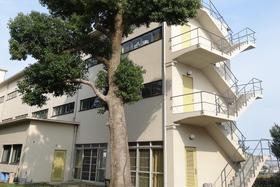現存する寄宿舎(慶應義塾教養研究センター・太田弘氏提供)