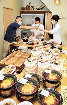 ハヤシライス、掛川の名物に 「ご当地」化へ飲食店奮起