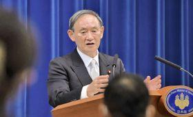 菅義偉首相(資料写真)
