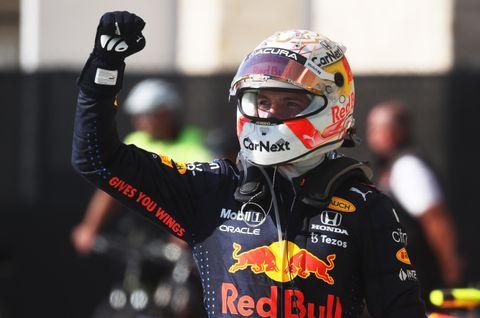 F1、フェルスタッペン8勝目
