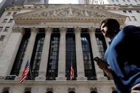 ニューヨーク証券取引所(ロイター=共同)