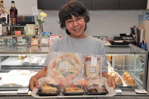 「マダムのおすすめグルメ」いかが 四日市の洋菓子店 テイクアウト販売開始 三重
