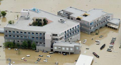 患者を災害から守るには 水害時の避難に教訓 「受援力」備える必要
